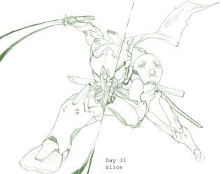 Day 31 Slice Genji