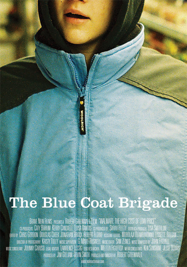 The Blue Coat Brigade by paulsahner