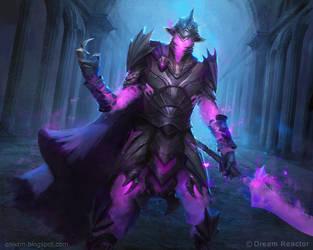 Dominion Spirit Knight by MihaiRadu