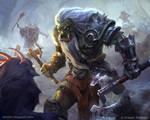 Battleworn Orc