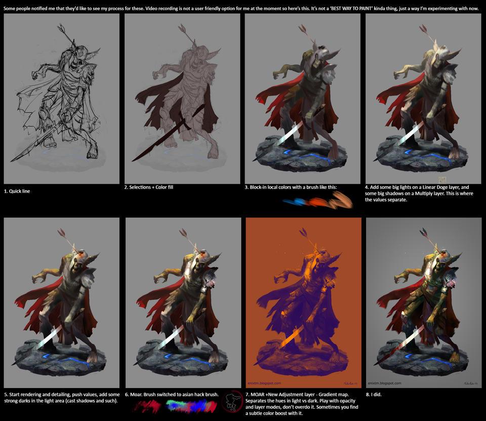 Royal Knight no more by MihaiRadu