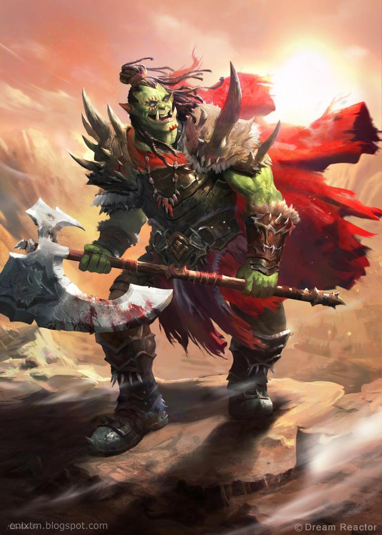 Avatar Rage by MihaiRadu