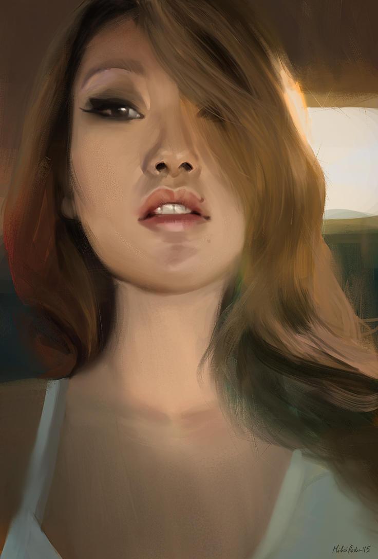 Evelyn by MihaiRadu