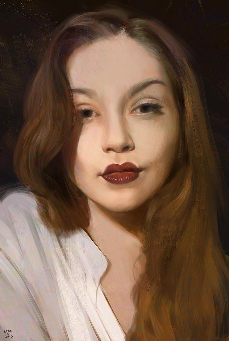 Veronica by MihaiRadu