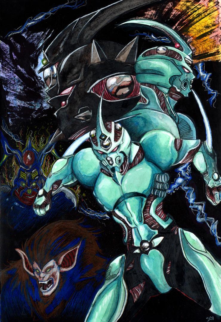 bio booster armor guyver_ElecIntro Website