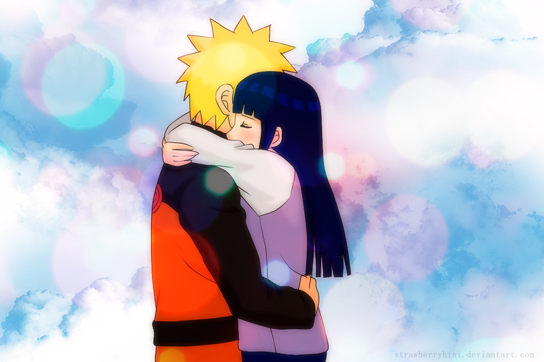 NaruHina - Hidden feelings by StrawberryHini