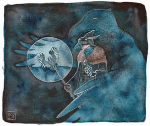Raven by Lisk-Art