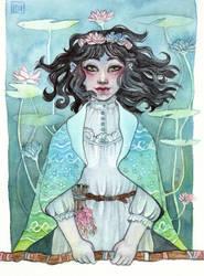 Shalotte by Lisk-Art