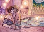 Bathtime - the Arcana