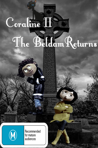 Coraline 2 Dvd Cover By Coraline18 On Deviantart