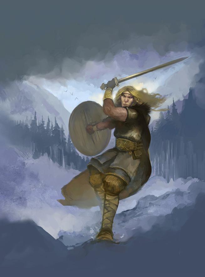 Baldr by JonHodgson