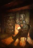 Cthulu Britannia: Folklore by JonHodgson
