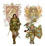 Eberron Characters