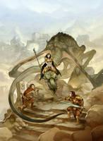 Anglerre Companion by JonHodgson