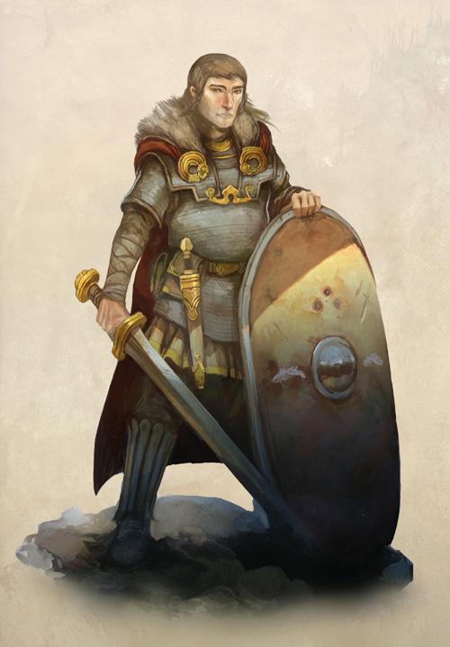 Barding by JonHodgson