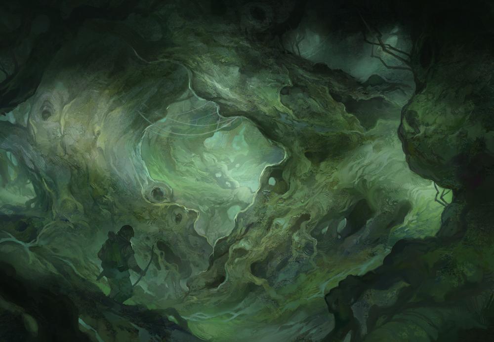 Mirkwood by JonHodgson