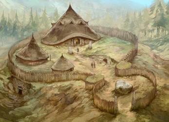Beornings' Settlement by JonHodgson