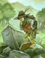 Hobbit Scholar by JonHodgson