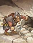 Dwarf Treasure Hunter