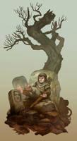 Trotter by JonHodgson