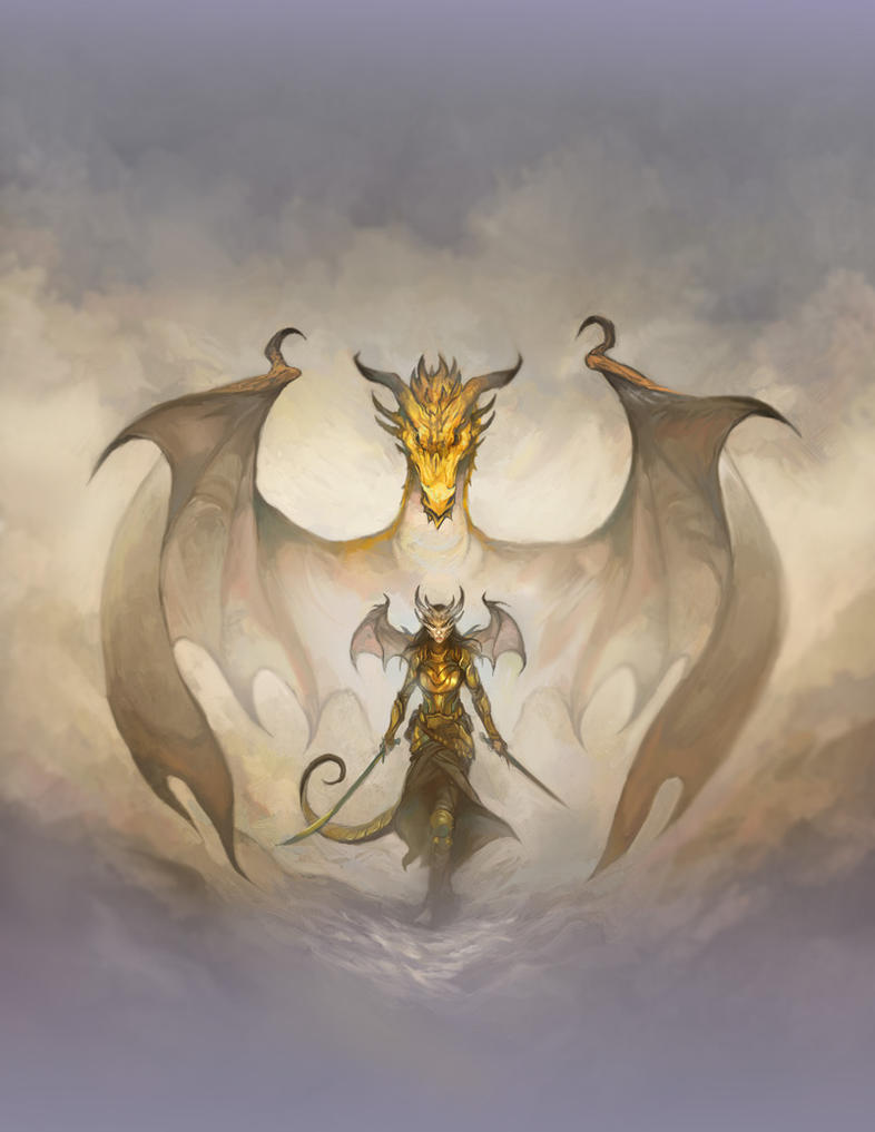 Children of Wyrms by JonHodgson