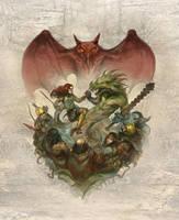 Sartar Companion Cover by JonHodgson