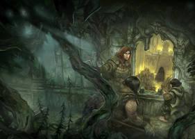 The Darkening of Mirkwood