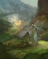 Rivendell by JonHodgson
