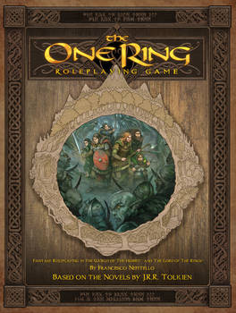 The One Ring Roleplaying Game Cover