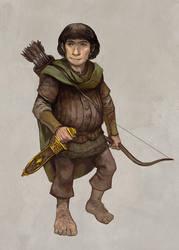 Hobbit by JonHodgson
