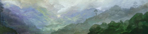 The Vale of Imladris by JonHodgson