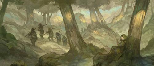 Rangers by JonHodgson