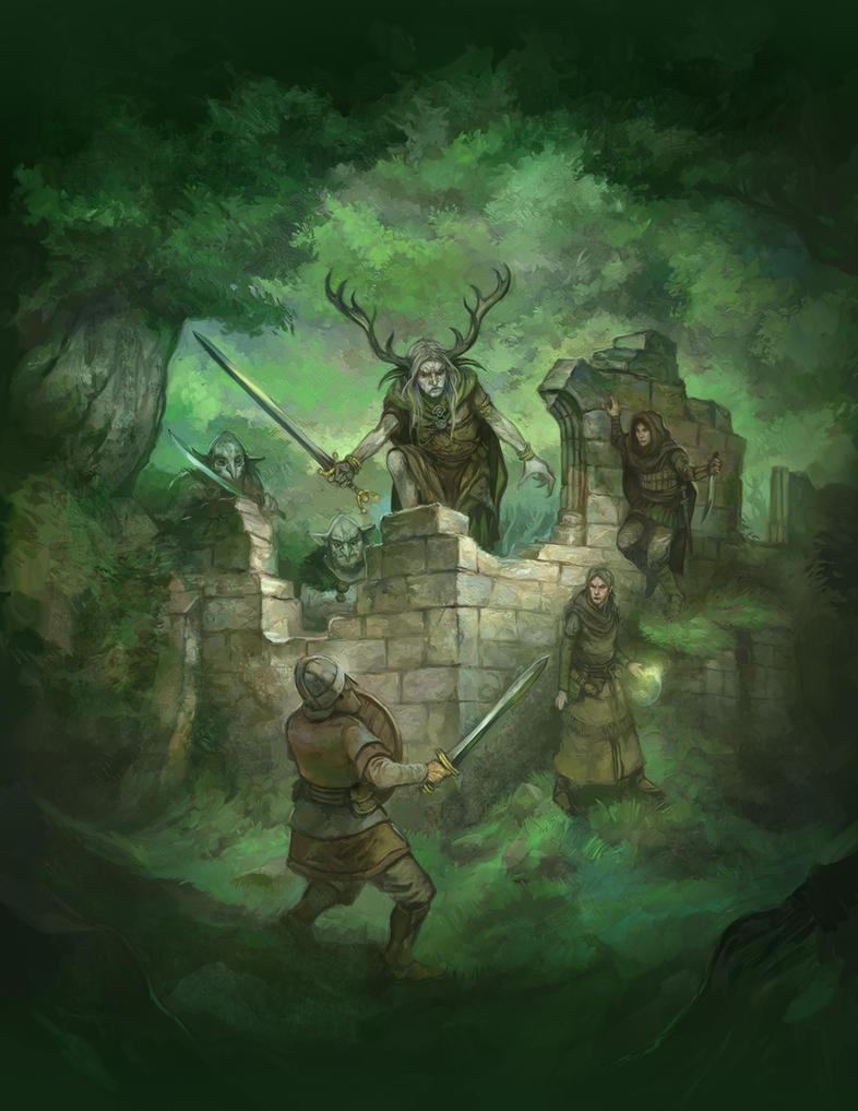 Beyond the Wall by JonHodgson