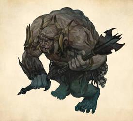 Bloodstump the Troll