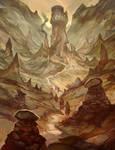 Earth Cult Temple