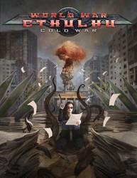 World War Cthulhu: Cold War Cover by JonHodgson