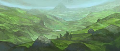 The Northern Dalelands