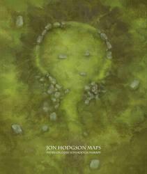 Hillfort from Jon Hodgson Maps