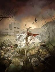 Age Of Arthur by JonHodgson