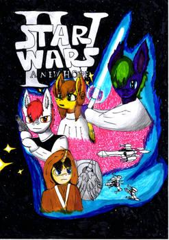 Star Wars Episode 4 - Broken Down Version