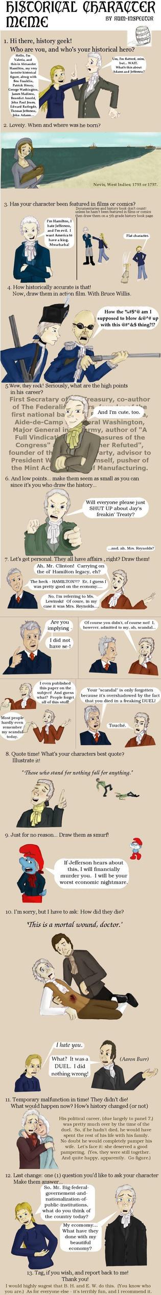 Historical Meme- Hamilton by ThisBirdTooHasFlown