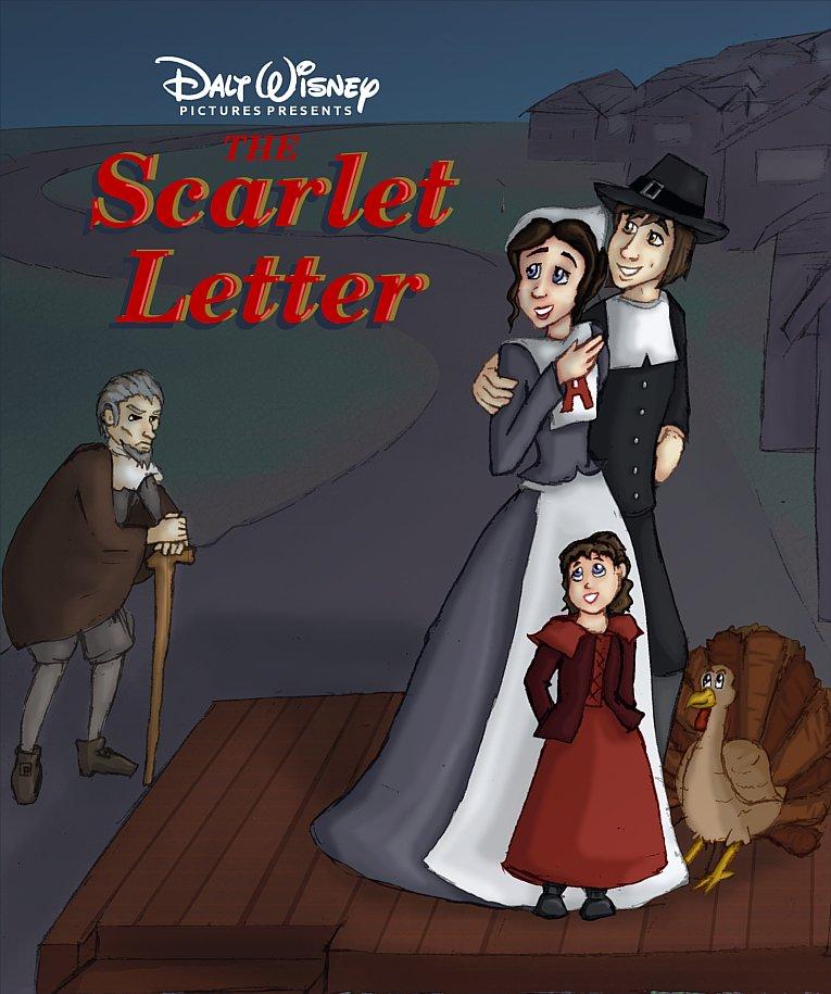 Satire In The Scarlet Letter