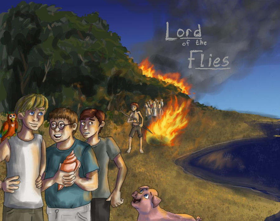 Lord Of The Flies Piggy Human Nature
