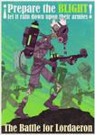 Battle for Lordaeron propaganda poster I by imaDreamwalker