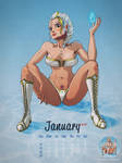 January is for Jaina by imaDreamwalker