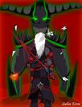 Confronting The True Demon