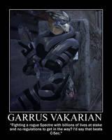 Garrus Vakarian by iceman-3567