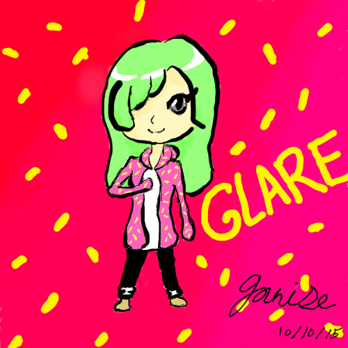 The amazing world of Gumball Clare by jmbratzs