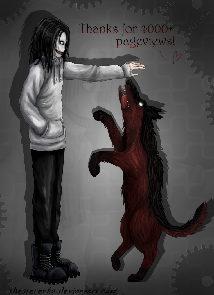 smile dog and jeff the killer
