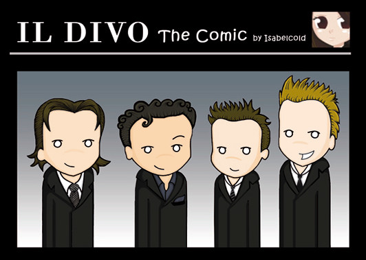 Il comic by isabelcold on deviantart - Il divo meaning ...